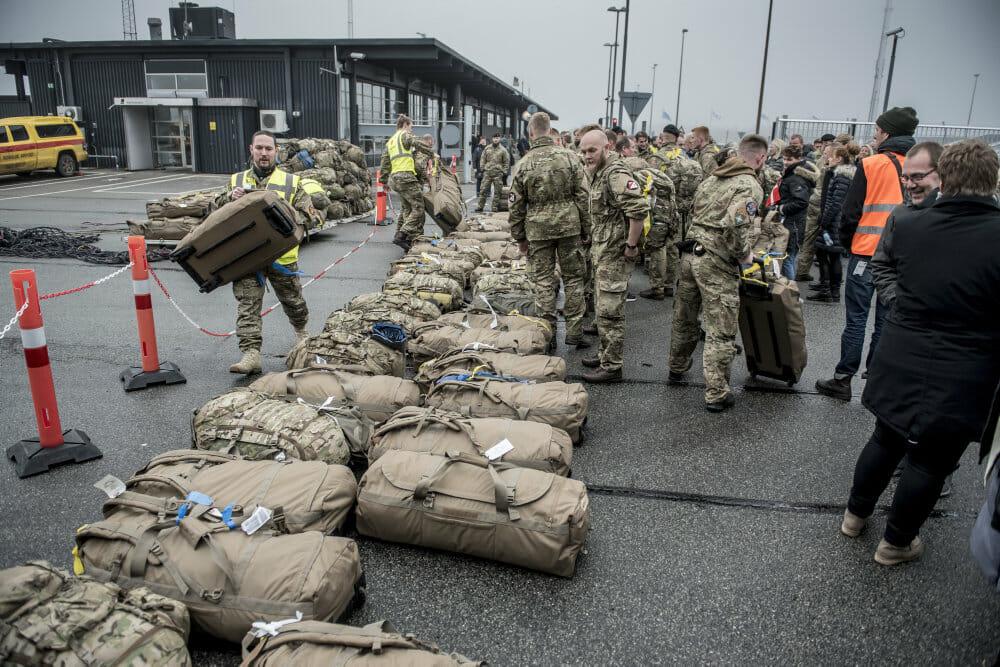 USA: Danmarks bidrag til Nato er fortsat for lavt