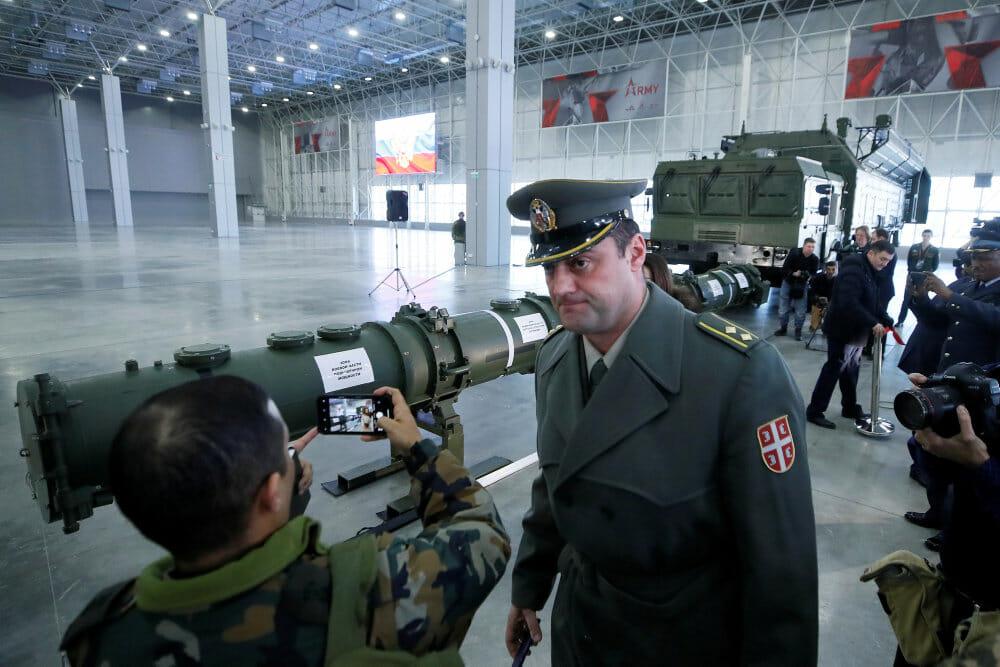 NATO gør klar til flere russiske missiler