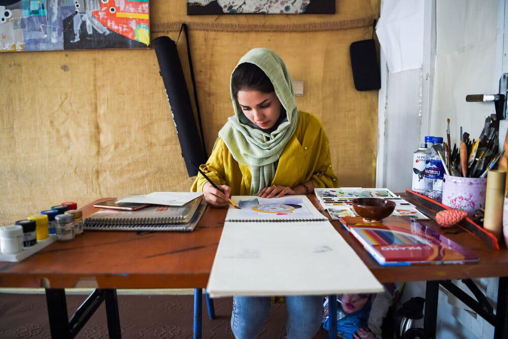 Kvinder gruer for fredsaftale med Taliban