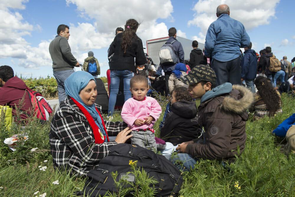 Read more about the article Østeuropæiske lande brød loven under flygtningekrisen