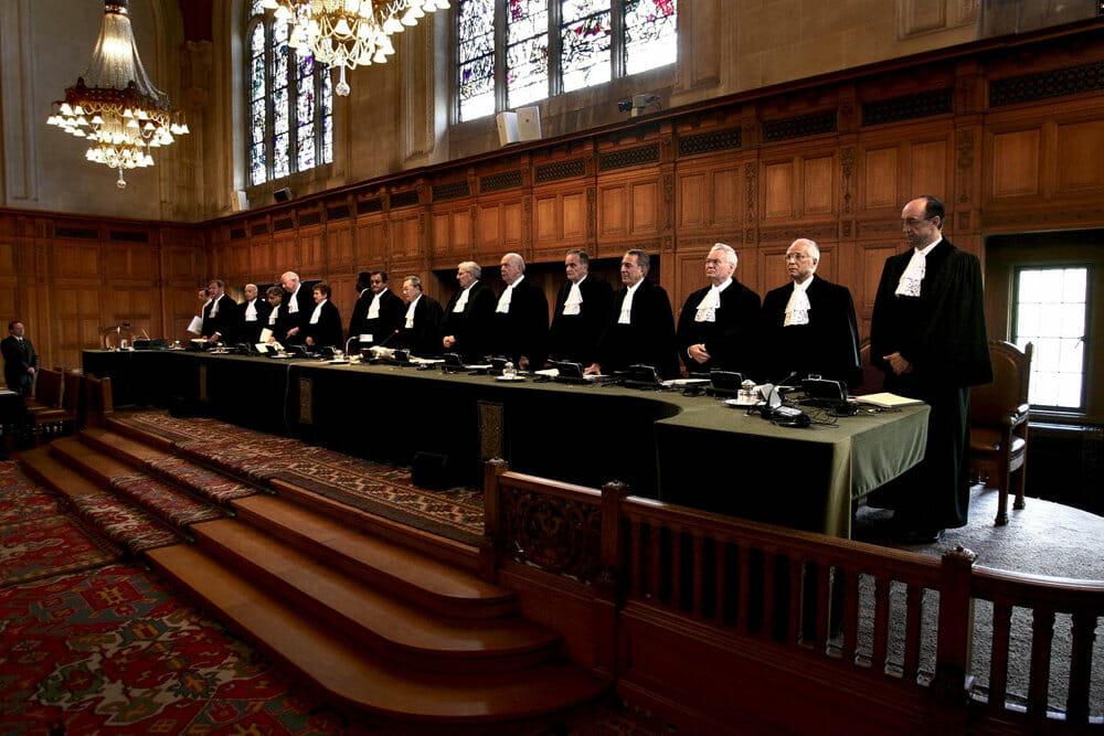 FAKTA: Den Internationale Domstol afgør sager mellem stater