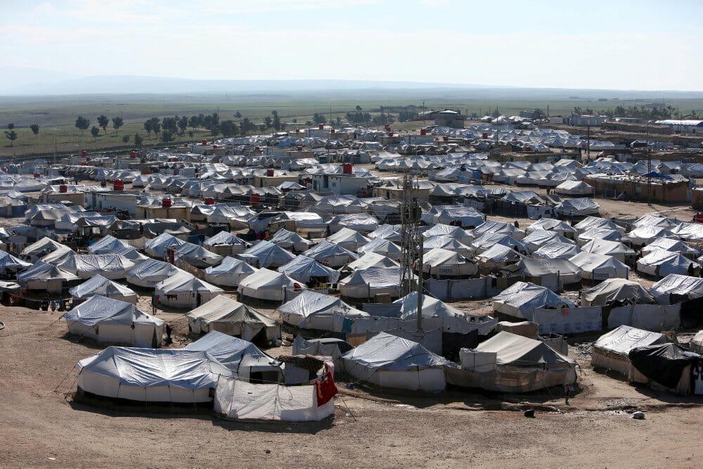 Read more about the article Hundredvis af børn er døde i stor syrisk flygtningelejr i 2019