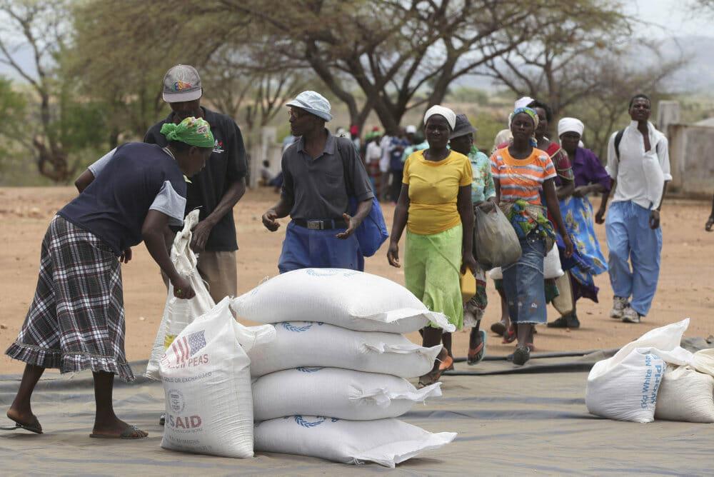 Historisk hungersnød: 45 millioner sulter i det sydlige Afrika