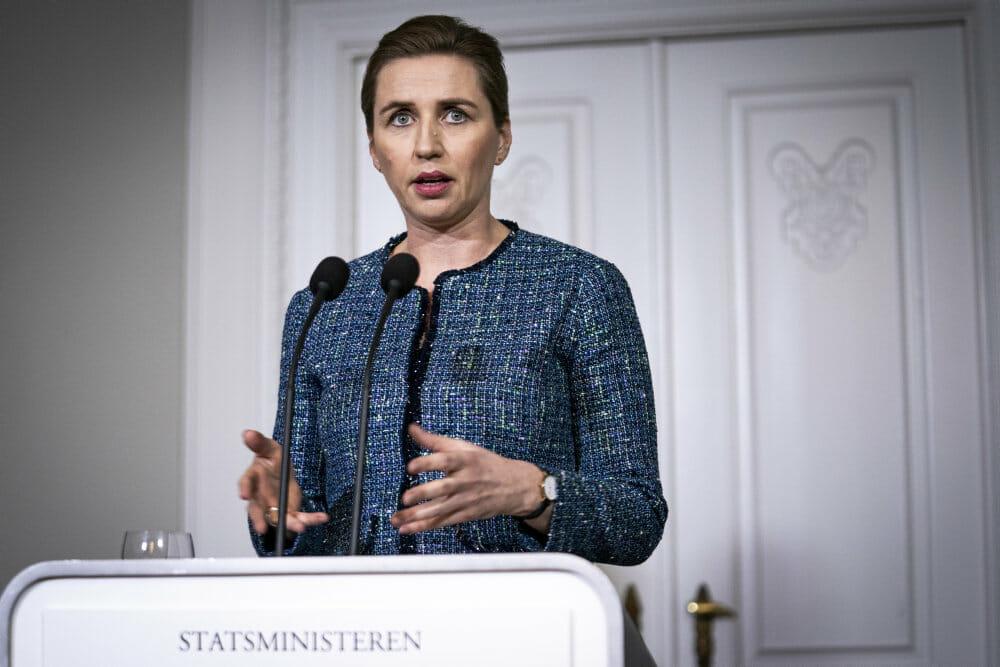 Read more about the article Mette F. om tiltag mod fremmedkrigere: Jeg passer på Danmark