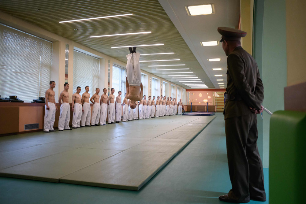 Loyalitet er på skoleskemaet i Nordkorea