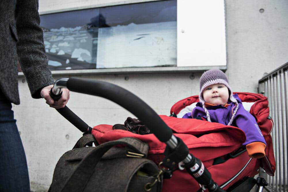 FAKTA: EU-krav øremærker to måneders barsel til faderen