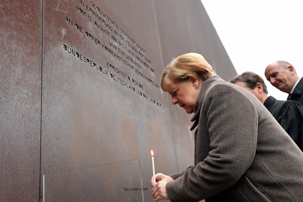 Merkel: Europas værdier skal fornys og forsvares