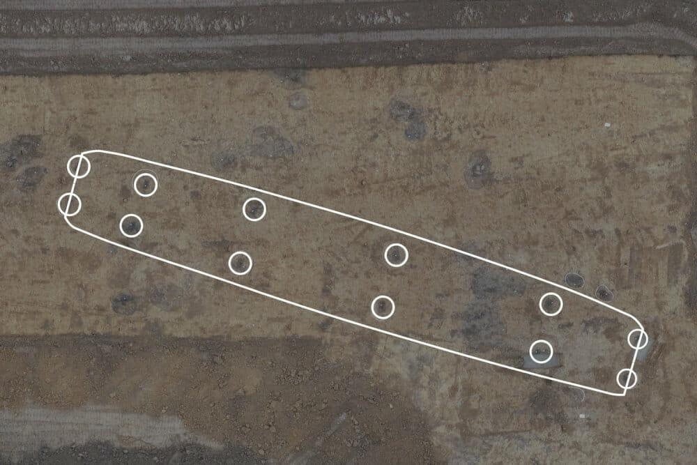 Read more about the article Arkæologer finder 40 meter lang hal fra jernalderen