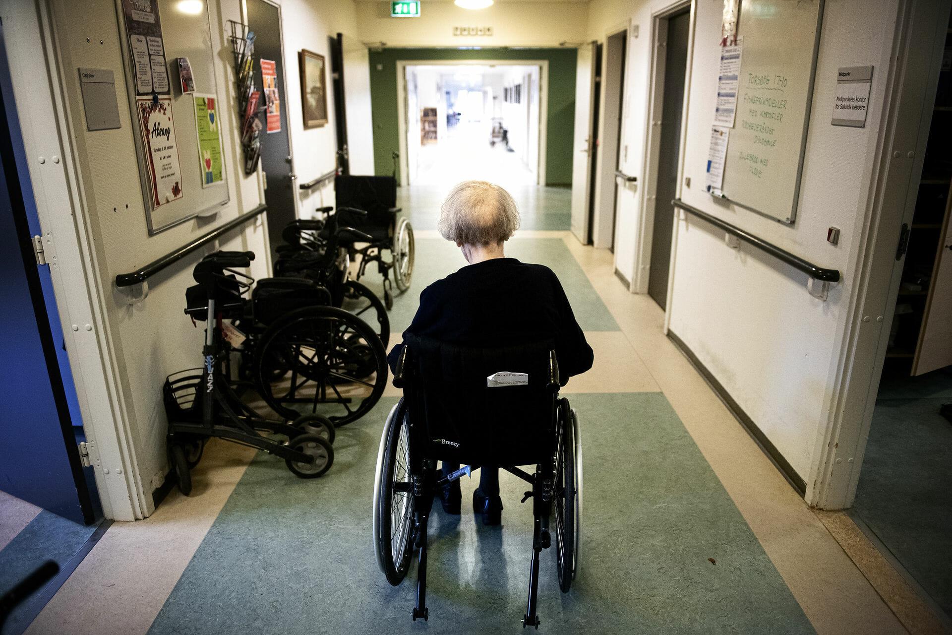 Skjulte kameraer på plejecenter: Politiet vil ikke efterforske TV2