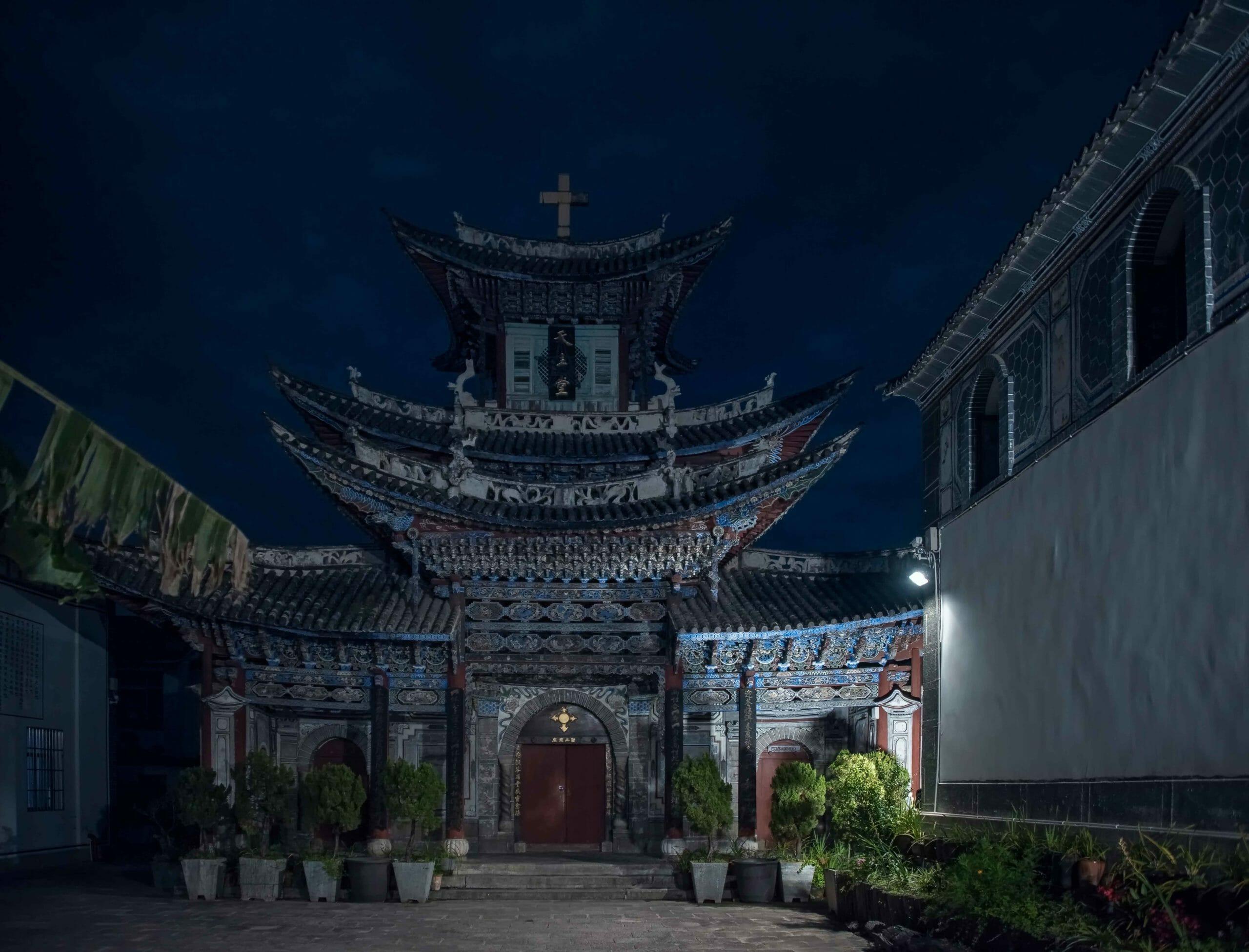 Kristne begravelser forbydes i Kina