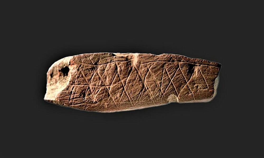 Read more about the article Indgraveringer i sten bringer os et skridt tættere på stenaldermennesket