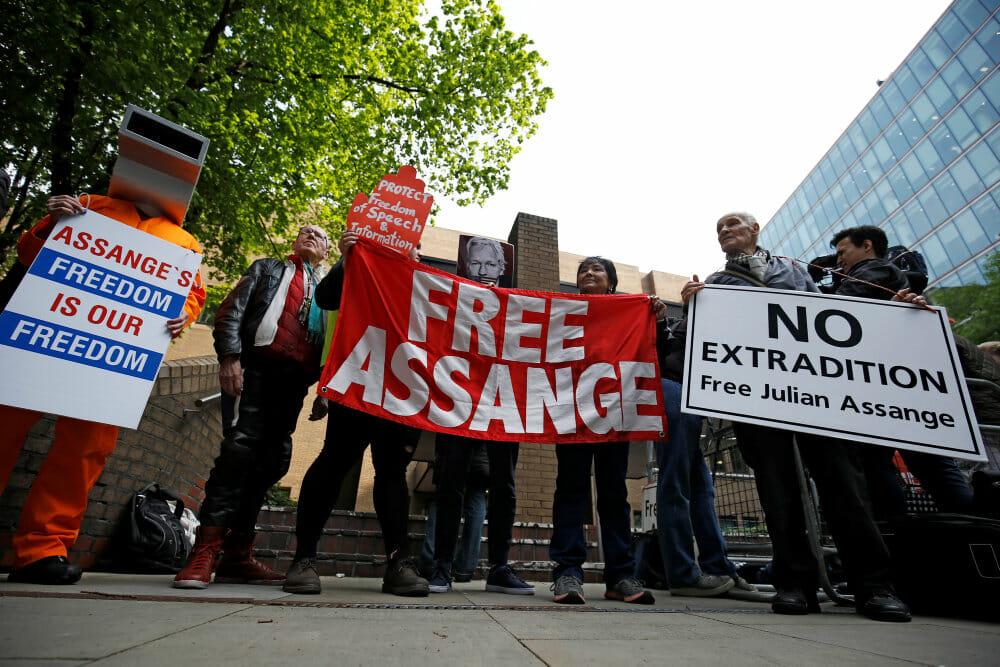 FAKTA: Julian Assange grundlagde WikiLeaks i 2006