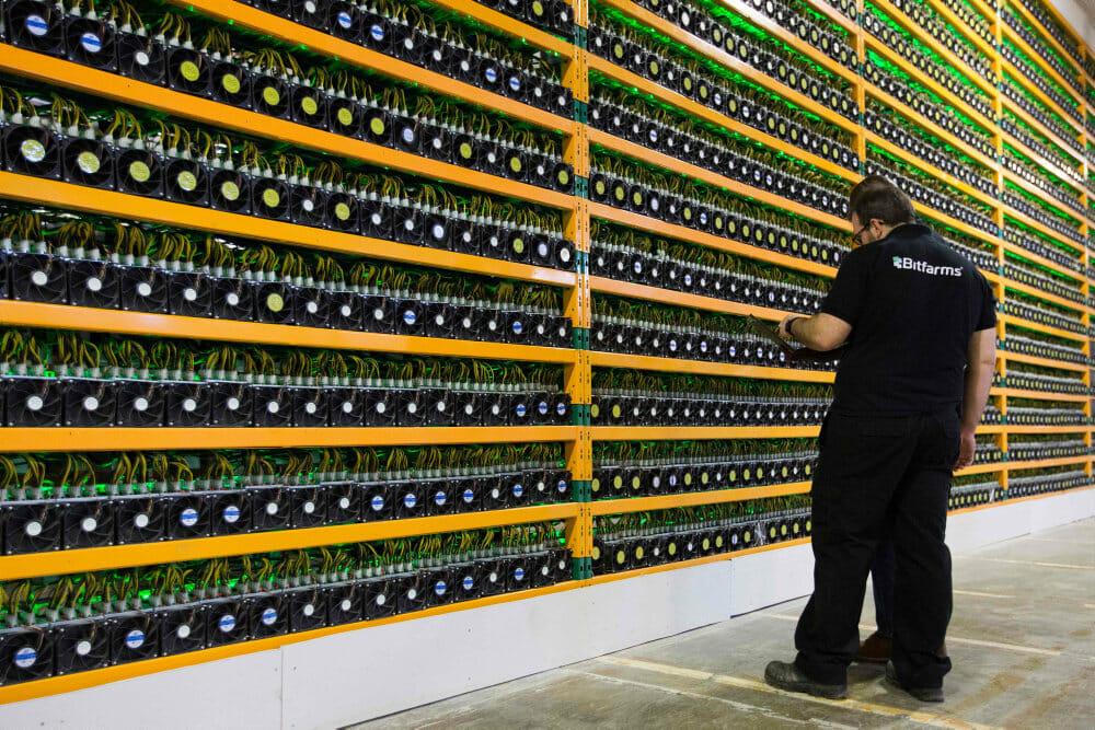Read more about the article Studie: Bitcoin udleder mere CO2 end mange lande