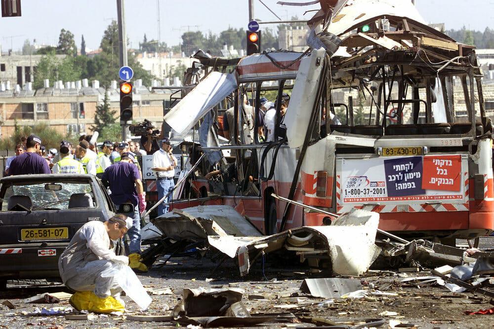 Israel: Forsinket regning for gammel terror