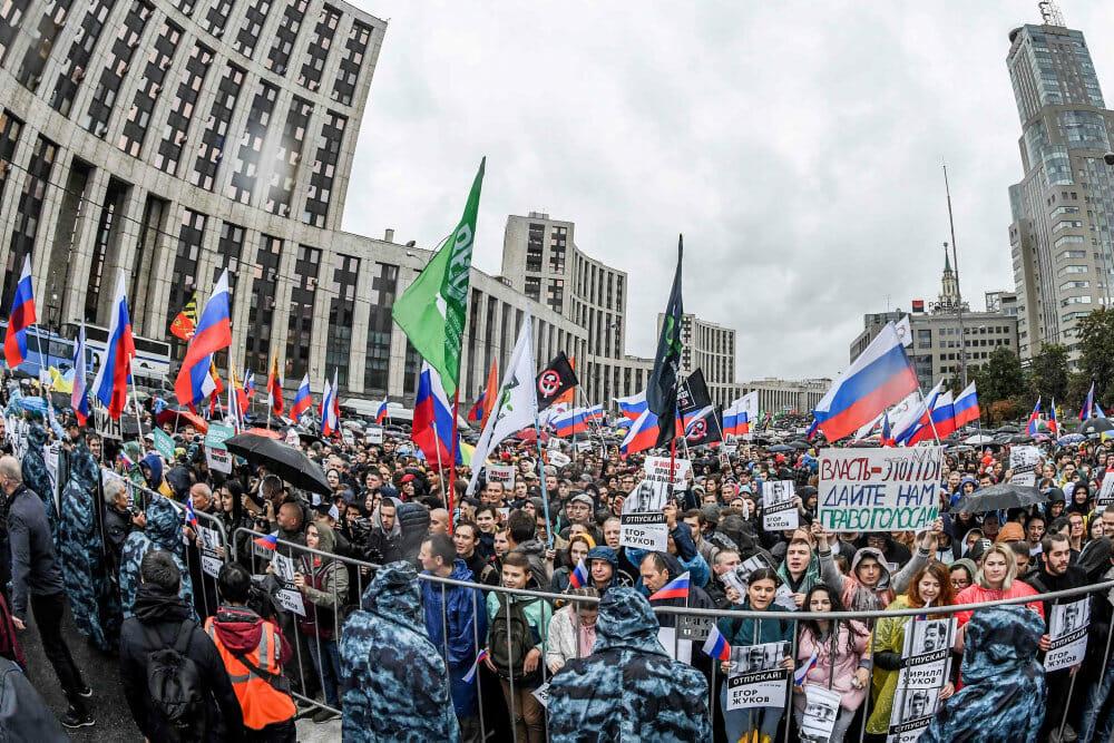Uro i Moskva efter 20 år med Vladimir Putin