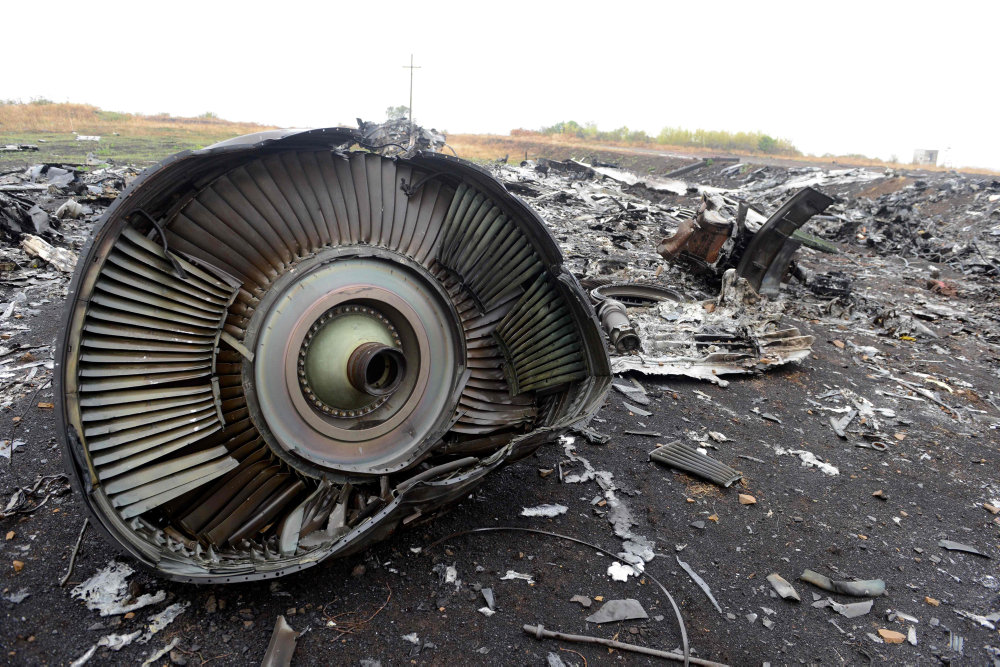 Rapport peger på Ruslands rolle ved nedskydning af MH17