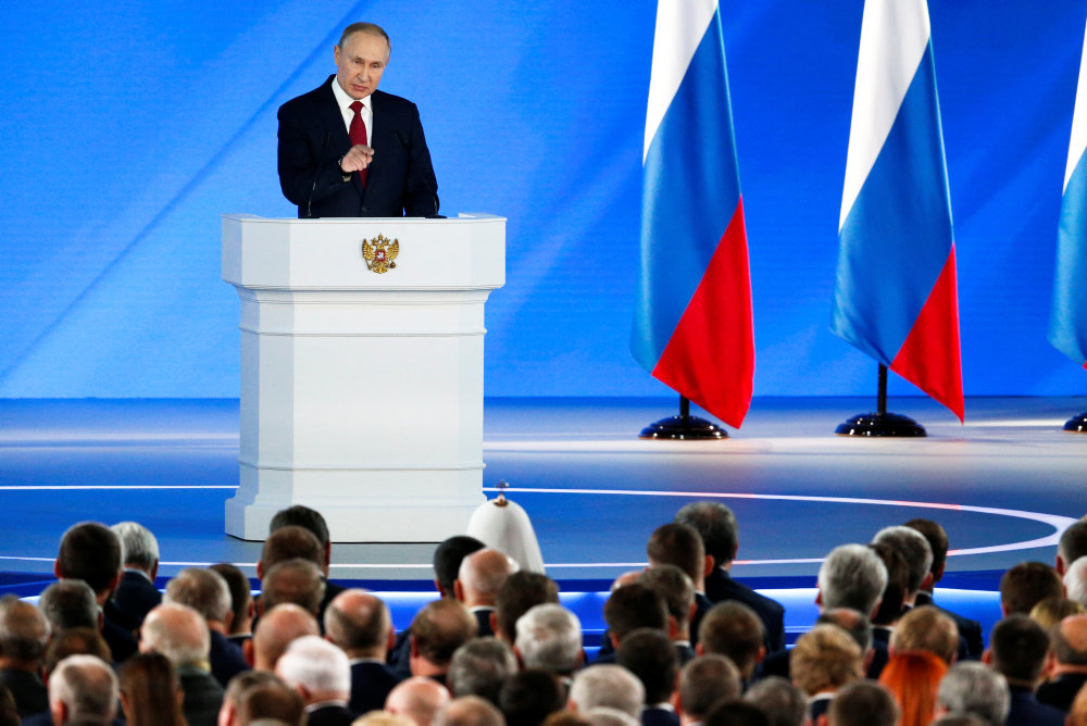 Putin vil have russerne til at få flere børn