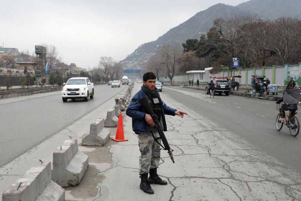 Taliban-kæmpere får besked af ledere om at stoppe kampe