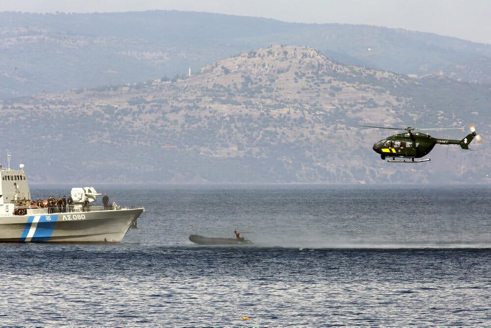 FAKTA: Frontex overvåger EU's ydre grænser