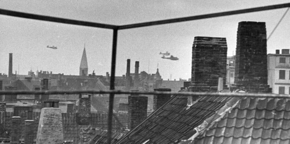 FAKTA: De britiske fly i angrebet på Shellhuset