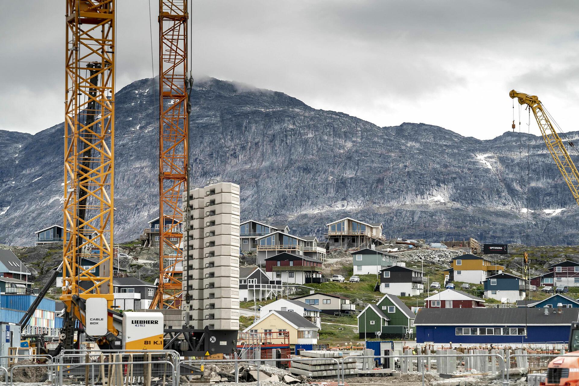 USA giver 83 millioner kroner til projekter i Grønland