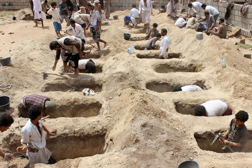FAKTA: Krigen i Yemen – verdens værste humanitære krise