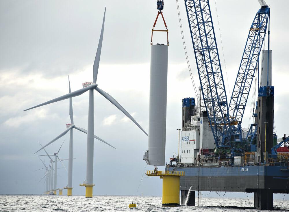 Verden køber mere dansk klimateknologi