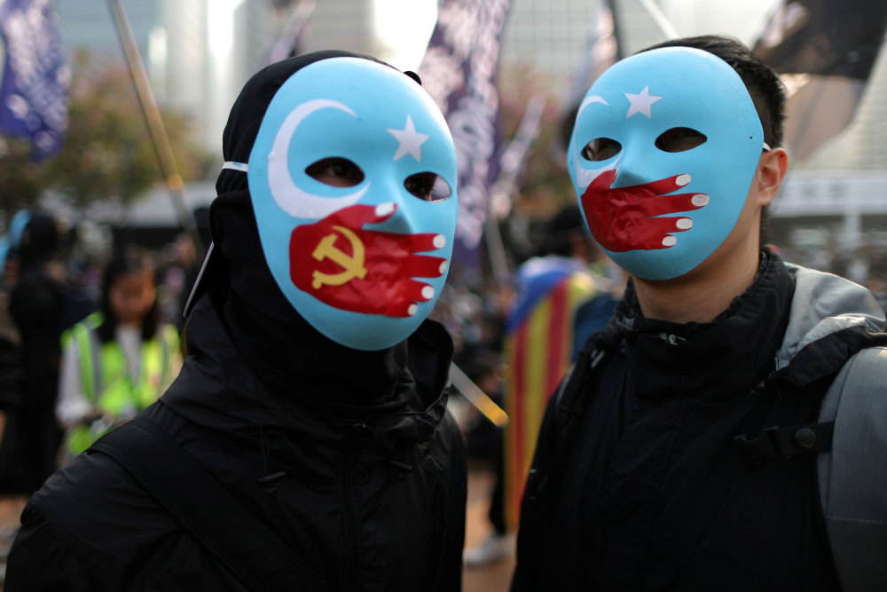 Medie: Lækket dokument viser Kinas kontrol over uighurer