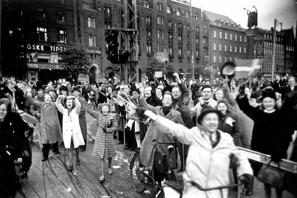 Read more about the article FAKTA: Sådan blev Danmark befriet i 1945