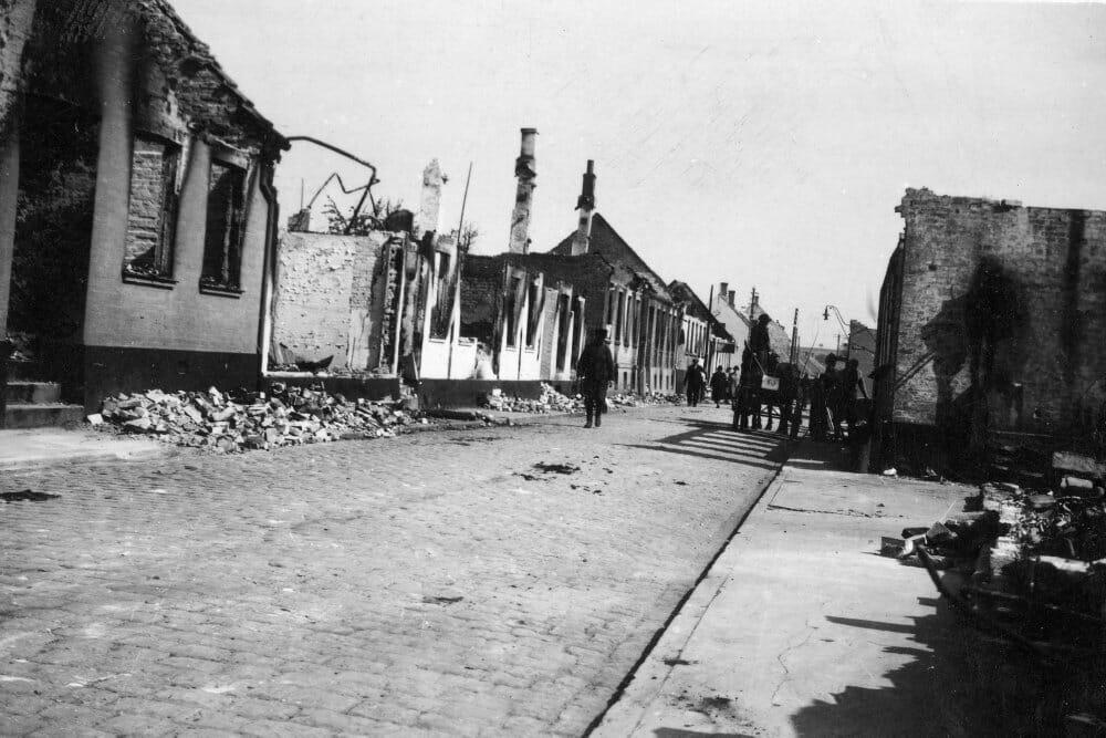 Read more about the article FAKTA: Bomber regnede over Bornholm for 75 år siden