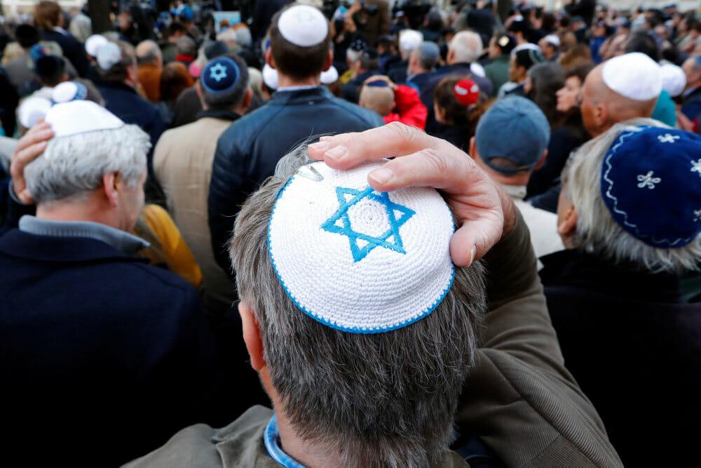 Tyskland oplever stigning i antisemitiske forbrydelser