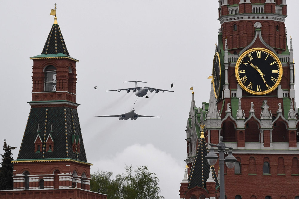 Read more about the article Rusland: USA nedtoner vores rolle i Anden Verdenskrig