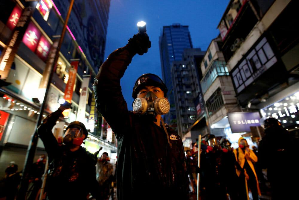 INDBLIK: Hongkongs vanskelige forhold til Kina