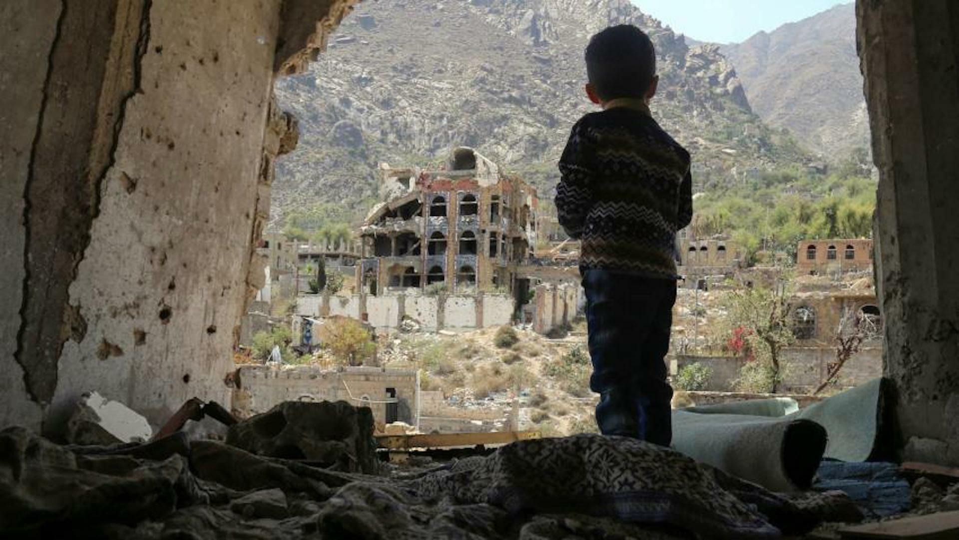 FAKTA: Krigen i Yemen