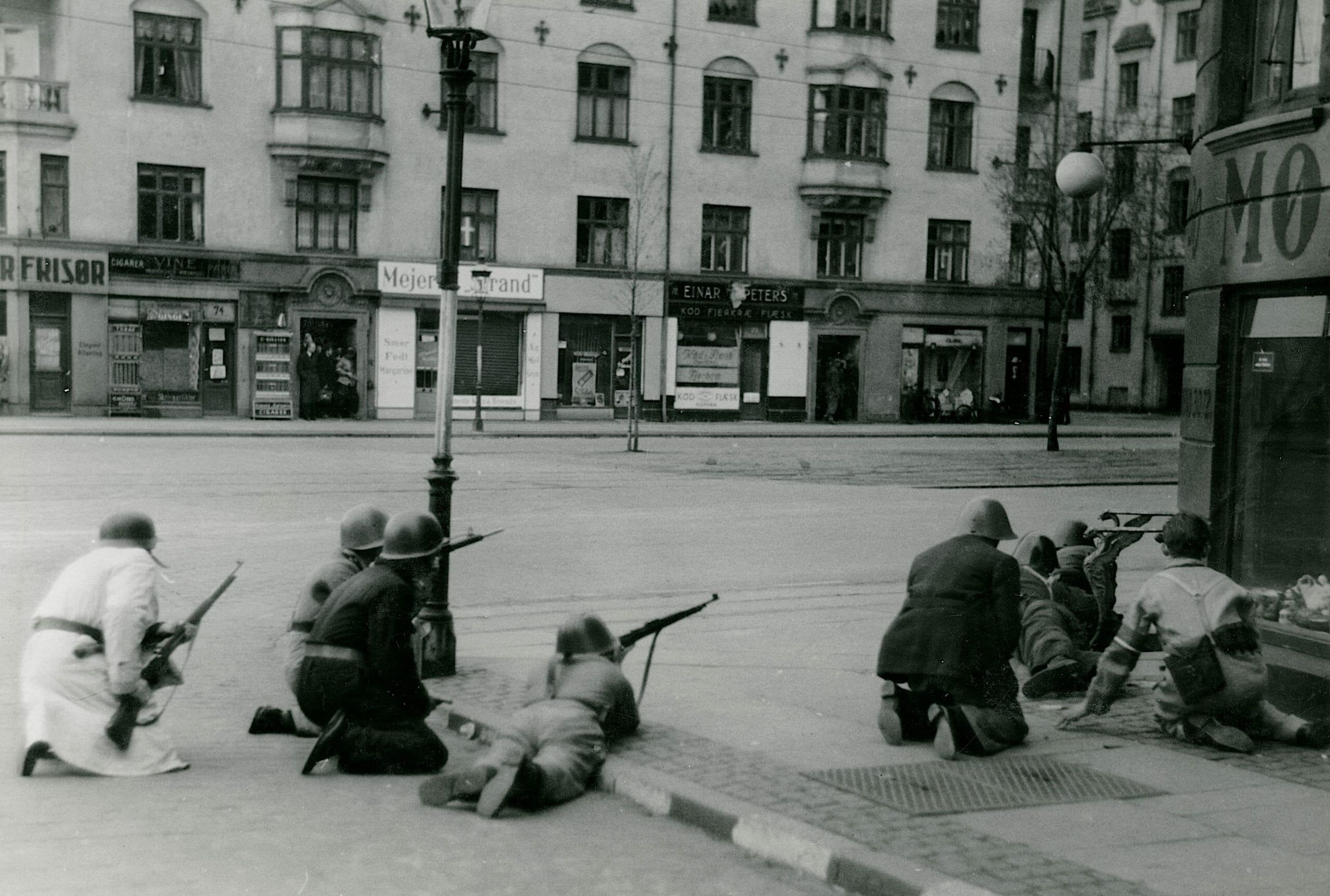 Read more about the article En blodig affære markerede Danmarks frihed