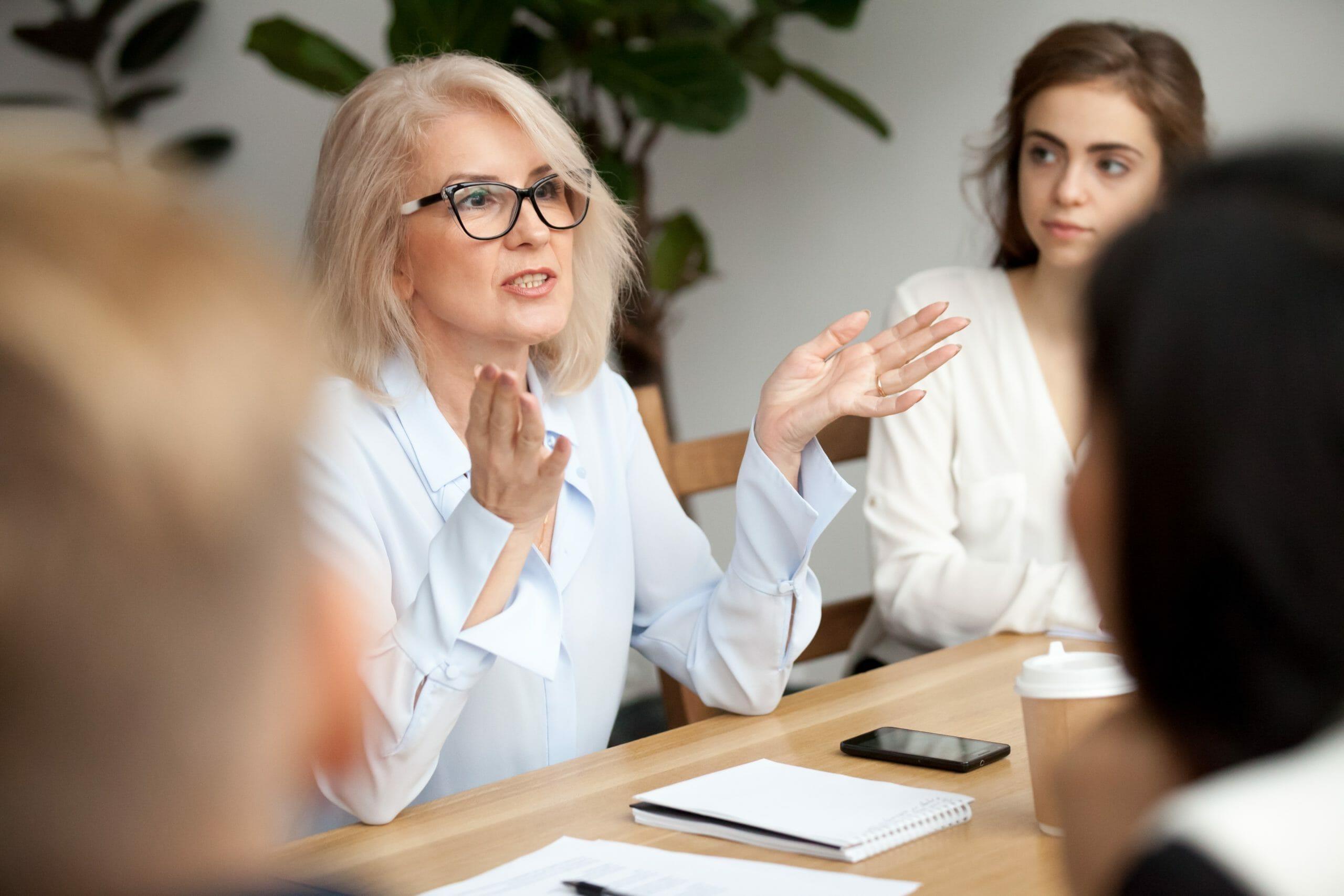 Andelen af kvindelige ledere fortsætter med at stige