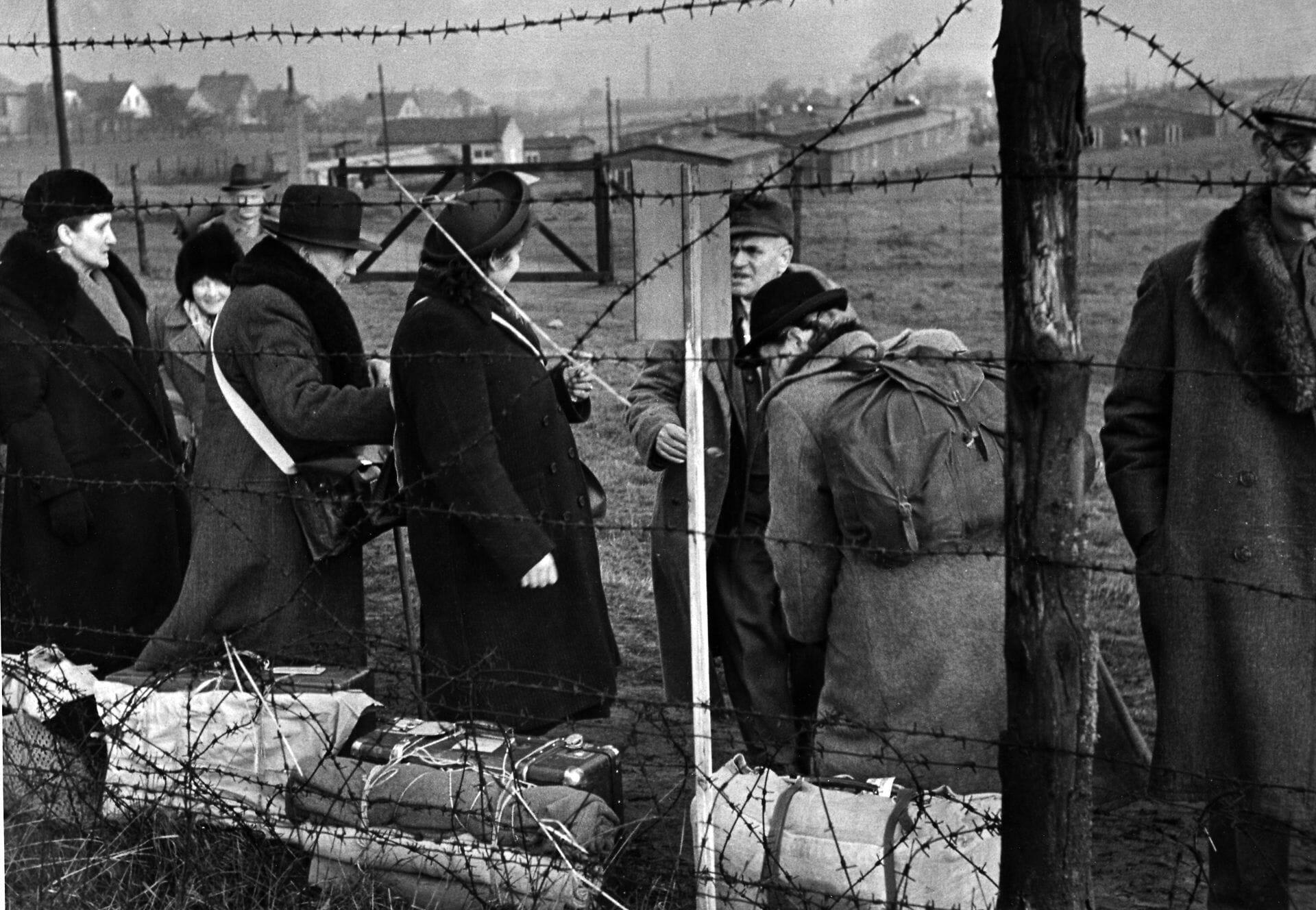 Read more about the article Efter befrielsen: Tusindvis af tyskere døde i danske flygtningelejre