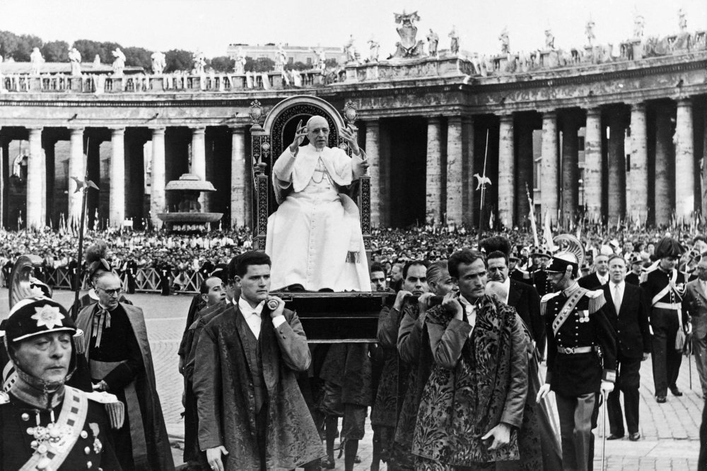 Forskere i kø til Vatikanets krigsarkiv