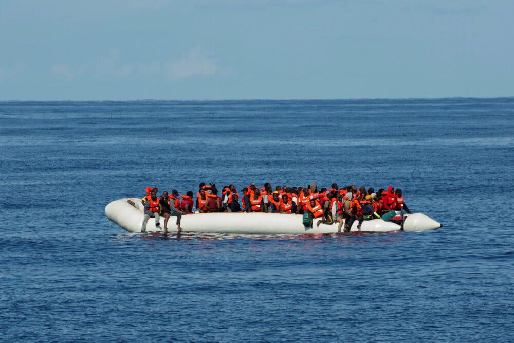 Middelhavet bliver farligere for migranter