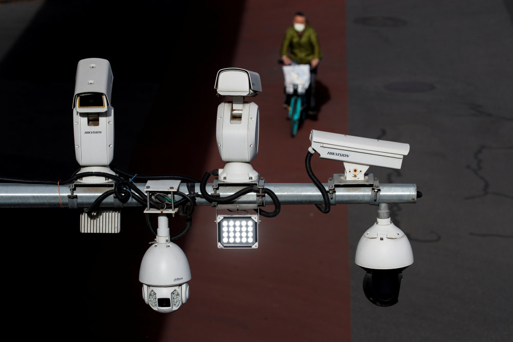 Danske forskere har hjulpet kinesisk overvågningsfirma