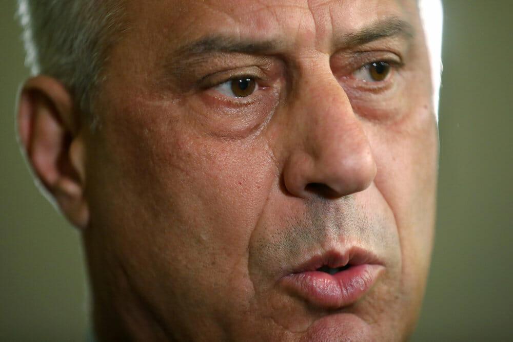 Kosovos præsident tiltales for krigsforbrydelser
