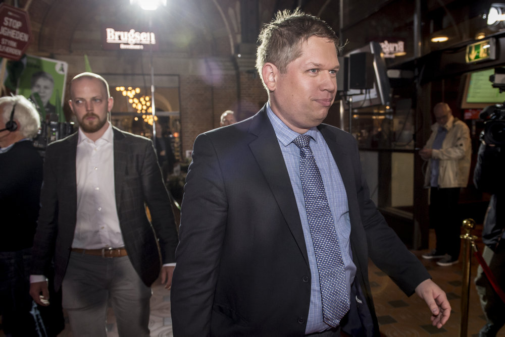 Rasmus Paludan idømmes tre måneders fængsel