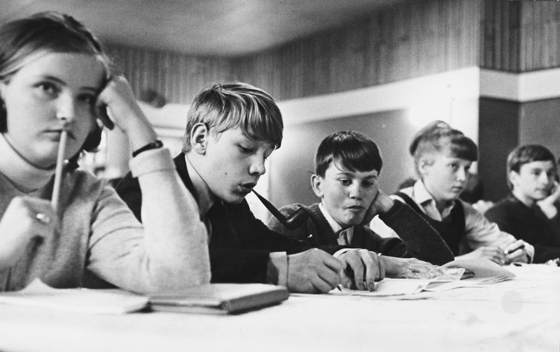 Read more about the article Danske skolebøger var fyldt med racisme