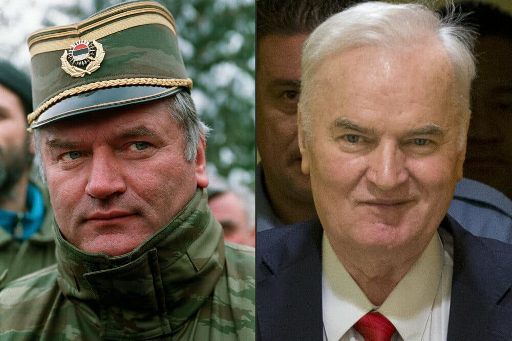 PORTRÆT: Mladic til fanger i Srebrenica: Stoler I ikke på mig?
