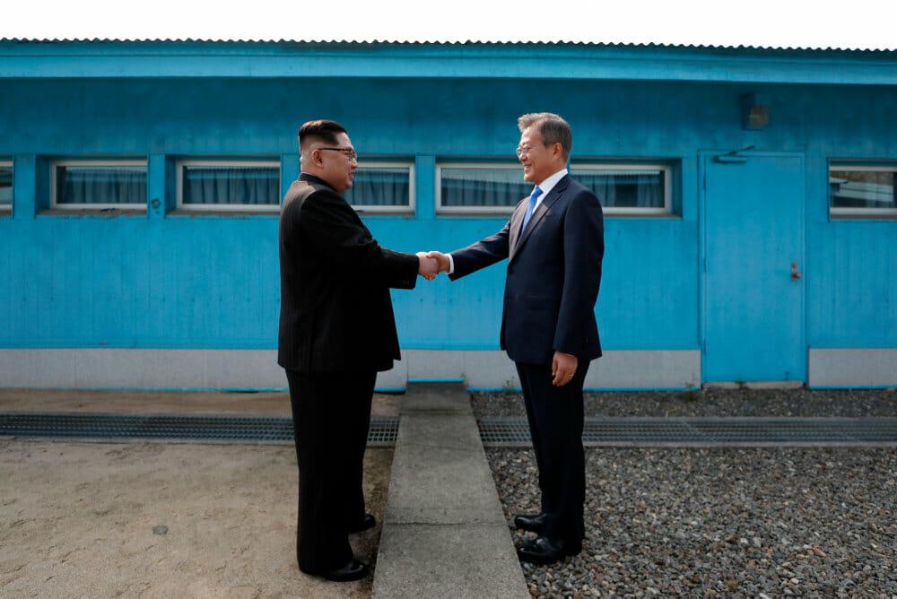 Kim Jong-un ønsker flere fredssnakke med Sydkorea i 2019