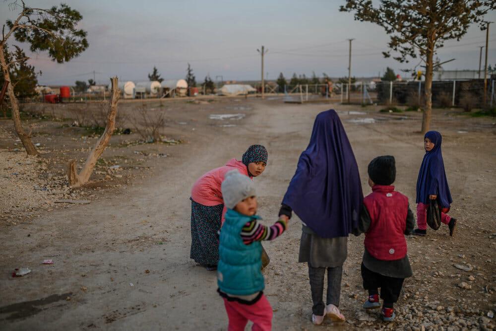 Read more about the article OVERBLIK: Politisk uenighed om børn af syrienkrigere skal hjem