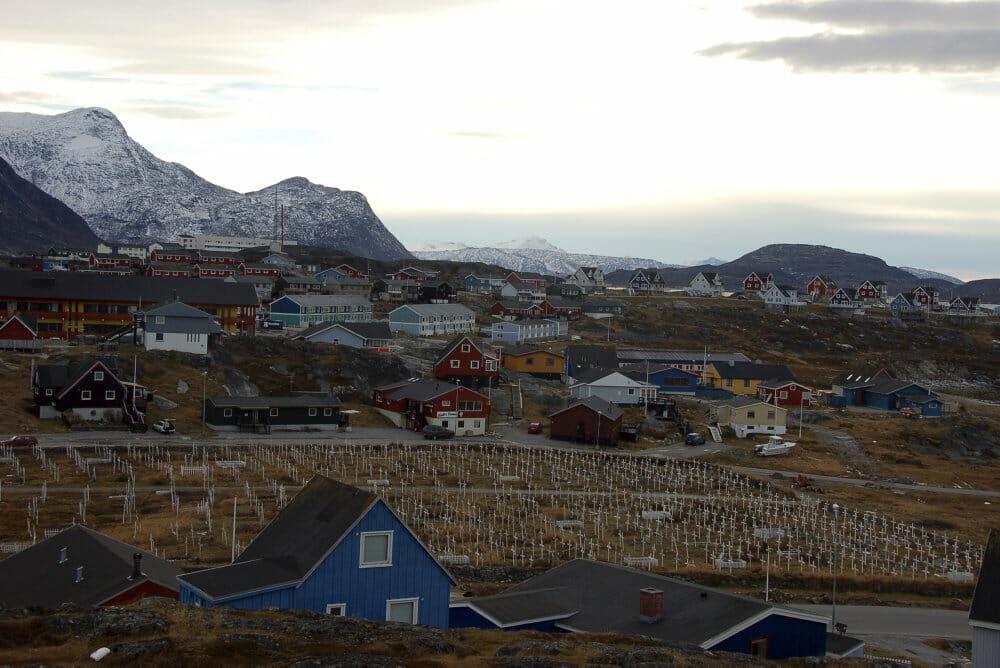 Danmark kan slet ikke sælge Grønland