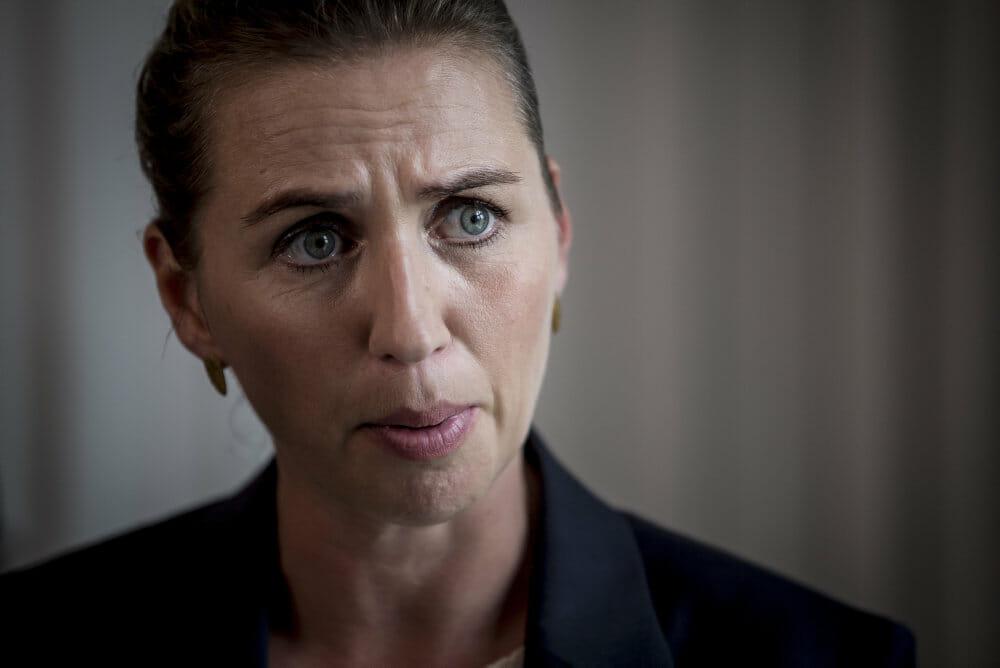 Mette Frederiksen slår fast: Grønland er ikke til salg