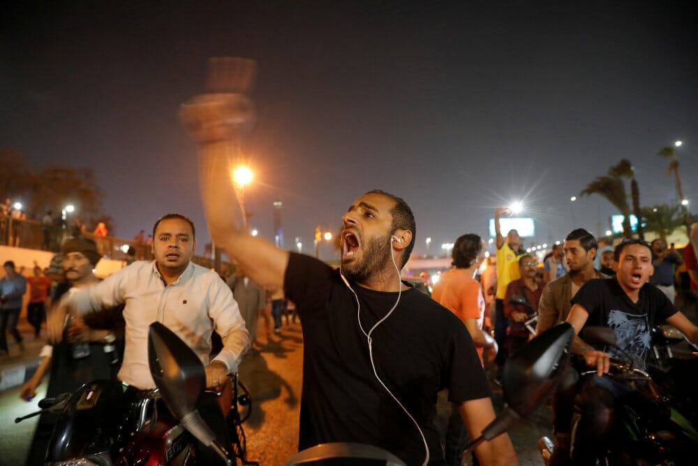 Egypten ramt af nye protester otte år efter arabisk forår