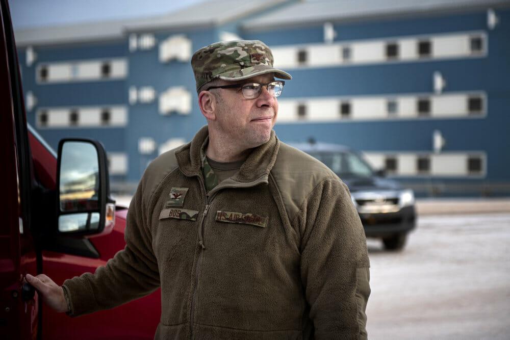 USA's base i Grønland er langt fra fordums styrke